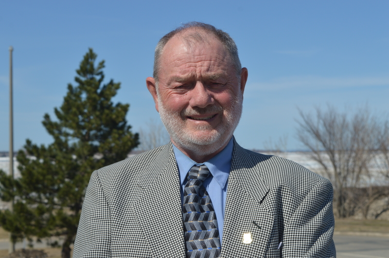 Graham Wiseman is seeking a seat on Bathurst city council in the May 10 municipal election.