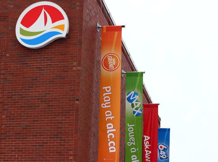 The Atlantic Lottery Corporation in Moncton.