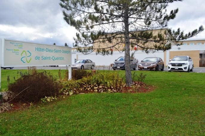 The Hôtel-Dieu Saint-Joseph de Saint-Quentin has just 64 per cent of its staff vaccinated against COVID-19, according to Vitalité Health Network.