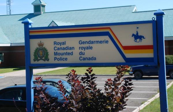 An RCMP detachment.