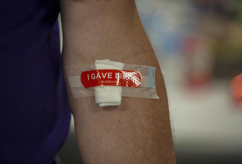 One of the most frustrating parts of the current pandemic is watching outdated regulations stand in the way of fighting COVID-19, a good example being the ban on blood and plasma donations from sexually active gay and bisexual men, writes columnist Marni Soupcoff.