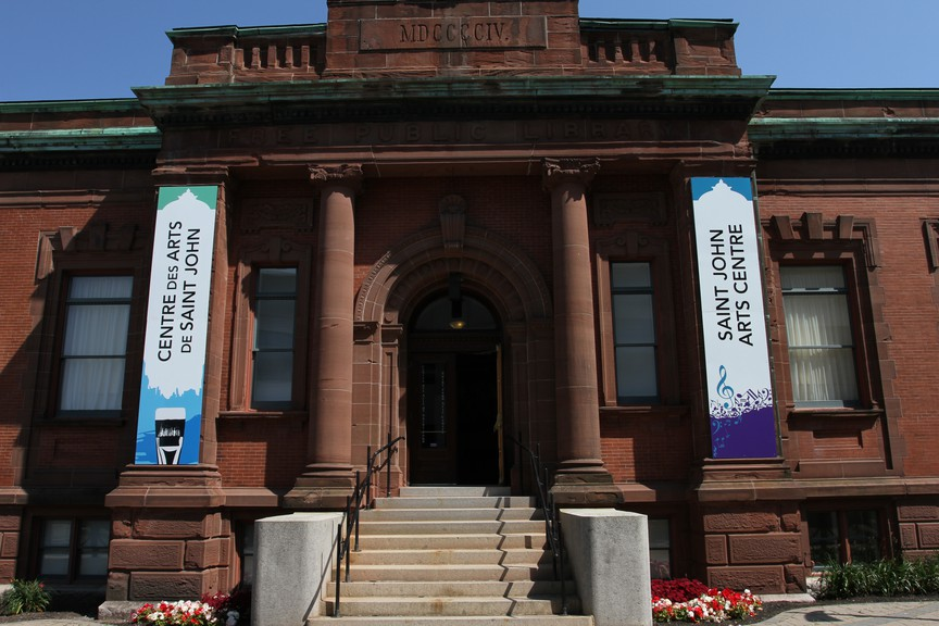 One letter writes that the Saint John Art Centre has helped the arts to flourish in the Port City, despite the challenges of the pandemic.