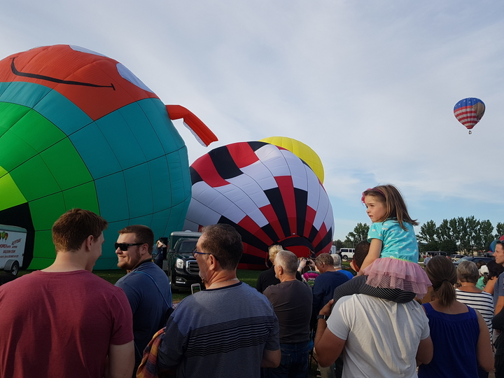 The 35th Atlantic Balloon Fiesta has been cancelled for the second year in a row because of the COVID-19 pandemic, committee organizers announced on April 28.