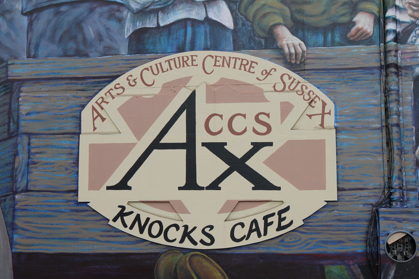 AX: The Arts and Culture Centre of Sussex.