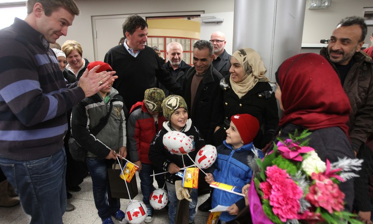 A family of Syrian refugees is welcomed to New Brunswick in December 2015. Ammar Al Asmi discusses the struggles in maintaining Syrian culture in the years since.