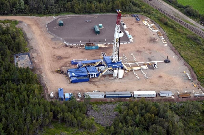 Headwater Exploration, formerly known as Corridor Resources, has said it remains committed to pursuing an expansion to its shale gas operations at McCully Field near Sussex.