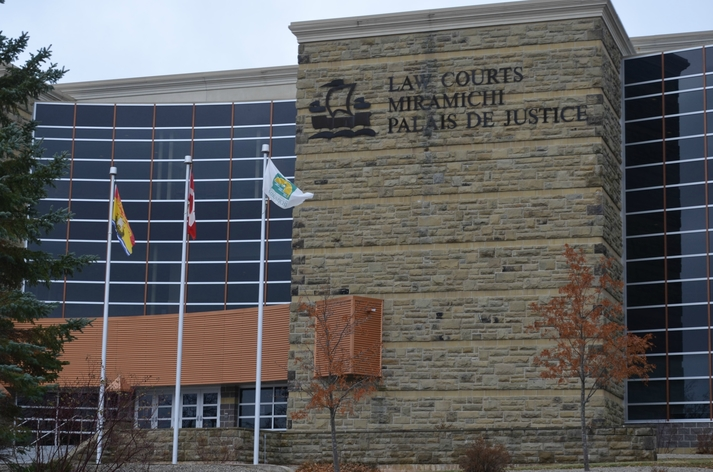 A man has pleaded guilty in Miramichi Provincial Court to a charge related to possession of a knife at an Atlantic Superstore location.