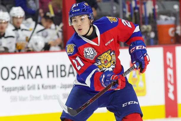 Moncton Wildcats defenceman Jordan Spence and his teammates are excited to resume play on Friday night. They haven't been allowed to play games since Zone 1 was changed to the orange phase in the province's COVID-19 recovery plan on Oct. 9.