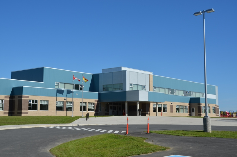 A positive case of COVID-19 has been confirmed at Meduxnekeag Consolidated School.