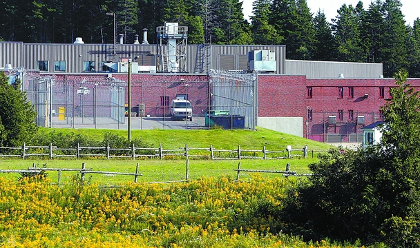 The Saint John Regional Correctional Centre is pictured here.