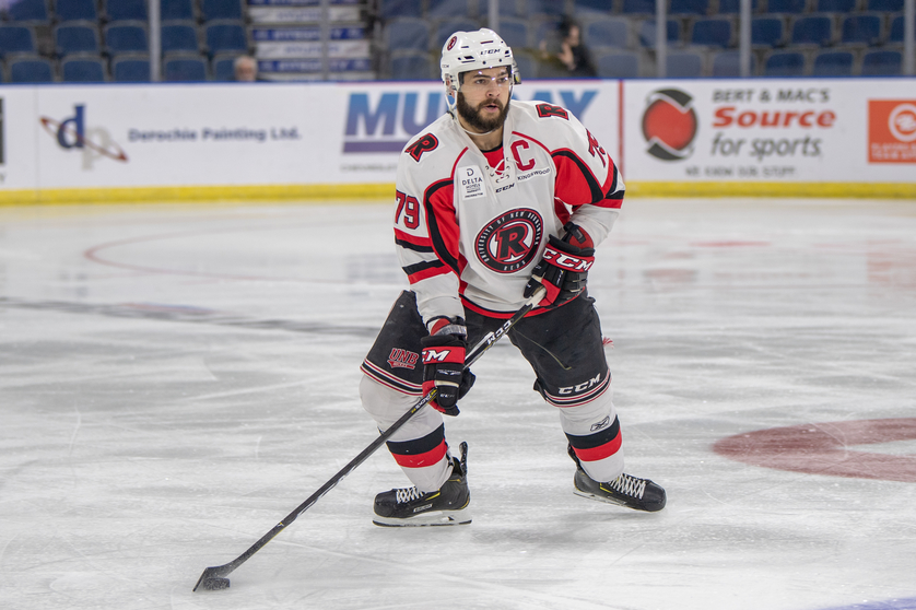 UNB team captain Marcus McIvor had a chance to win a fourth national championship in five seasons, but the U Sports national championship tournament was abruptly cancelled. The Reds captain has signed with the Fort Wayne Komets of the ECHL next season.
