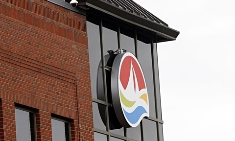 The Atlantic Lottery Corporation's headquarters in Moncton.