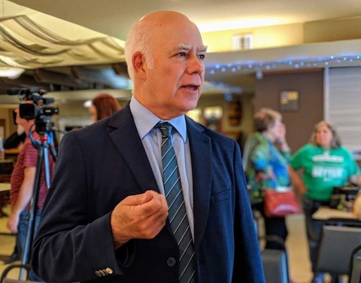 David Coon's explanation for his abstention on Bill 11, the mandatory vaccine bill, doesn't pass muster, writes Ian Peach.