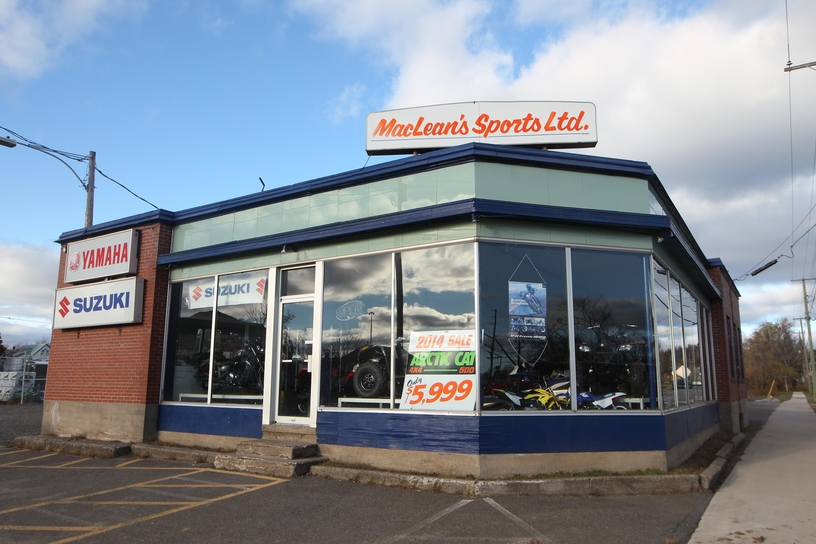 MacLean's Sports Ltd. on Union Street in Fredericton. Brendan John Russell, 32, of Hummingbird Street, was found guilty on Fridayofindictable theft of thousands in cash deposits from the recreational vehicle dealership.