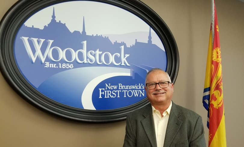 Ken Anthony, chief administrative officer for the Town of Woodstock, is shown in a file photo. Woodstock councillors will weigh in on the benefits of buying local in a new town procurement policy after at a recent council-in-committee meeting.