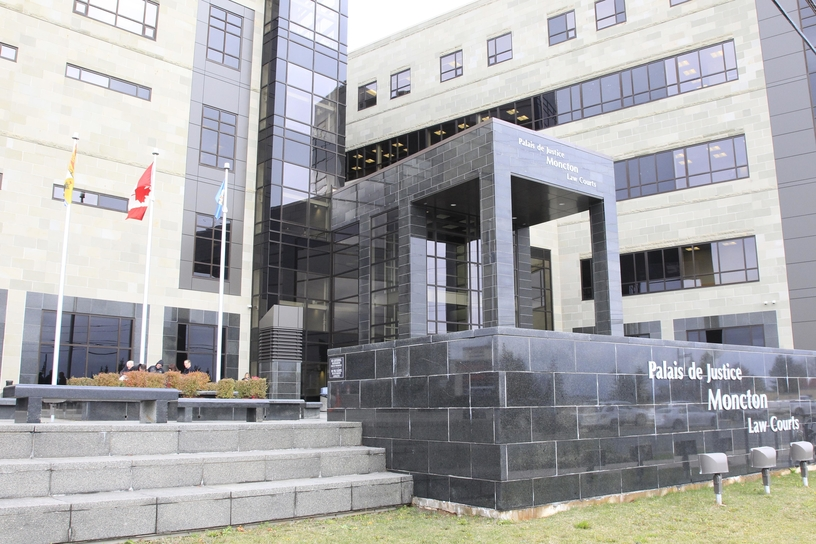 Moncton's courthouse is pictured here. The decision not charge a Moncton nurse after a year-long investigation was the justice system working as it is meant to, even if the Crown ought to be more forthcoming about its decision, writes Norbert Cunningham.