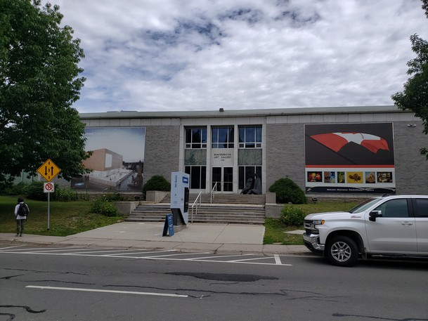 The Beaverbrook Art Gallery on Queen Street in Fredericton presents Sculpture Songs, anenhanced experience of public sculpture withoriginal music by students at Leo Hayes High School and Fredericton High School.