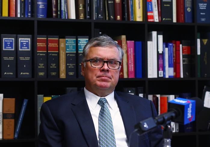New Brunswick Liberal Association president Brian Murphy
