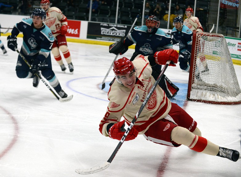 The Fredericton Red Wings will play a modified 40-game regular season schedule, beginning Oct. 30 when they host the Edmundston Blizzard in Maritime Hockey League action. The teams play a home-and-home exhibition series this weekend, with the Wings at home Friday at 7 p.m. and the Blizzard hosting Sunday afternoon at 3 p.m.
