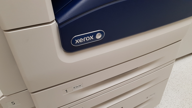 Xerox Canada Ltd. is challenging a provincial government decision to award a $32-million printer-replacement contract to a competitor.