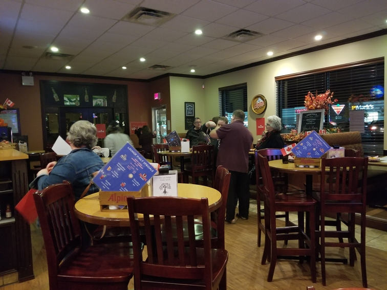 Smitty's restaurant will be open to diners looking to gather for Thanksgiving. The Gateway Mall location in Sussex is shown in this file photo.