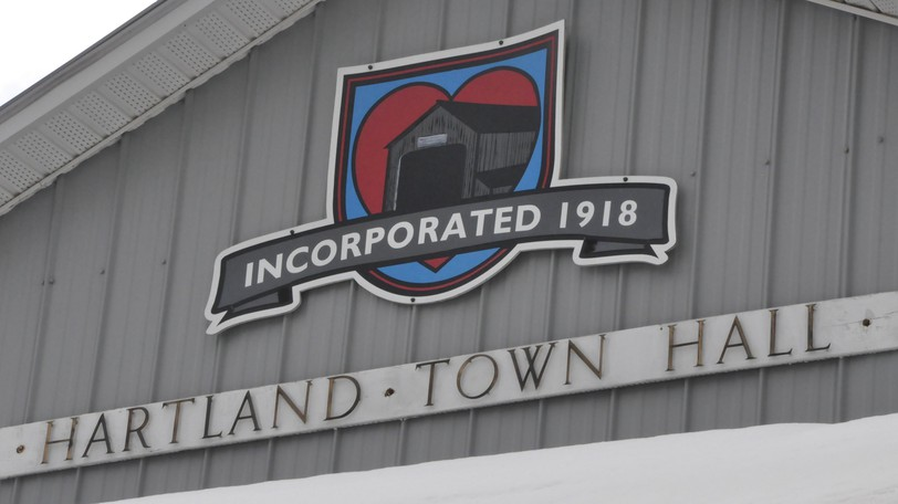 The town of Hartland is without a chief administrative officer until the role is filled starting on Sept. 13. Hartland Mayor Tracey DeMerchant said the town's new CAO will arrive along with new Tourism Manager Gaby Mann on that date.