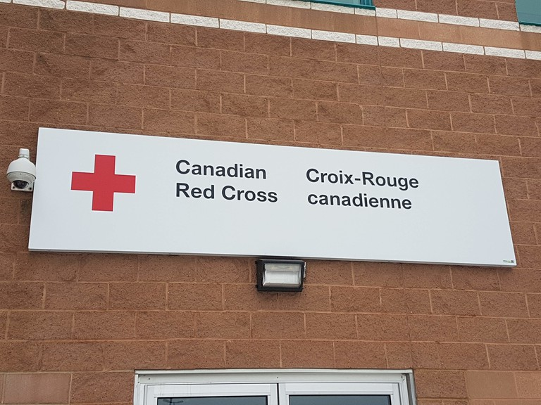 The Canadian Red Cross said a Big River man in his 50s lost his mobile home to a fire Monday night.