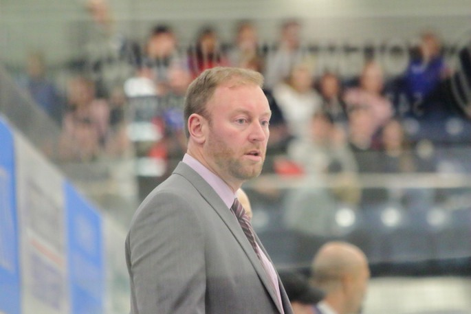 Former St. Thomas Tommies captain and coach Kyle McAllister makes his coaching debut behind the Fredericton Red Wings bench Friday as the Wings host the Amherst Ramblers in a Maritime Hockey League exhibition game.