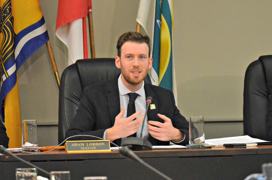This city's updated municipal development plan will tackle challenges like housing and offers a strategic vision for the next decade, Mayor Adam Lordon said.