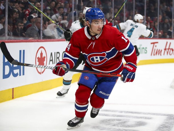 Nick Suzuki signed a massive eight-year contract extension with the Montreal Canadiens on Tuesday.