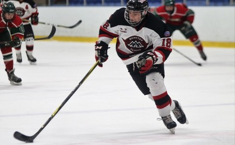 The Amherst Ramblers have acquired the rights to former Moncton Flyers forward Brock Forsythe from the Miramichi Timberwolves in a Maritime Junior Hockey League trade.