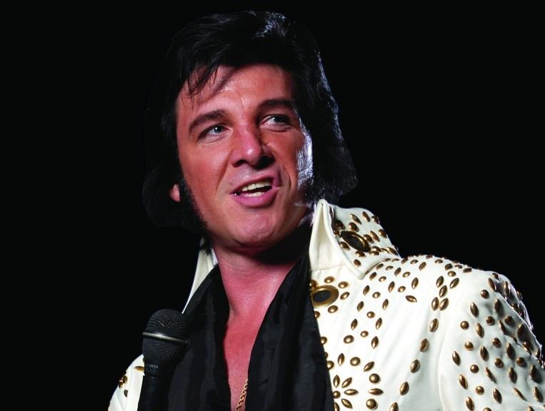 Elvis tribute artist Thane Dunn will be playing a live show at the Imperial Theatre on Dec. 6.