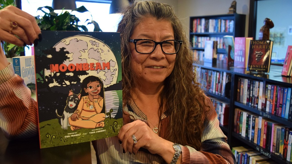 Author Gail Francis has been named as one of the recipients of the Dr. Marilyn Trenholme Counsell Literacy Awards, winning in the Outstanding Effort in Indigenous Literacy category.
