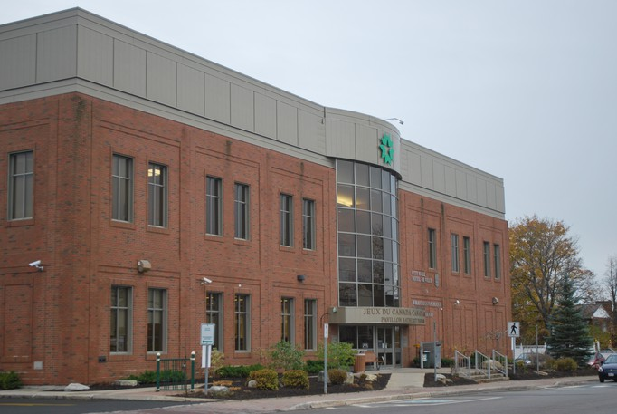 Bathurst city council approved more than $1.8 million spending for the month of August. Pictured is city hall.