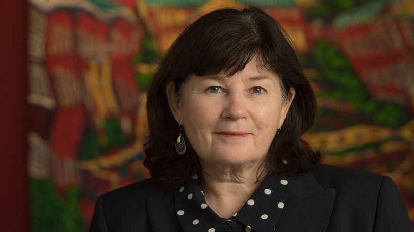 St. Thomas University president and vice-chancellor Dawn Russell.