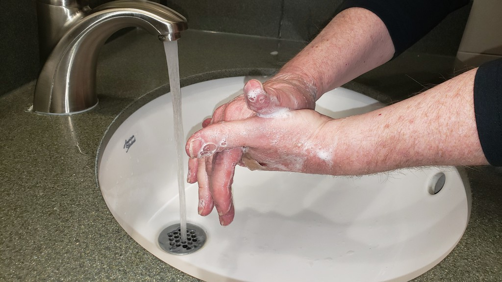 Regular hand washing is one of the best defences against the coronavirus. The New Brunswick government announced Tuesday the province has not had a new case of the virus for a full week.