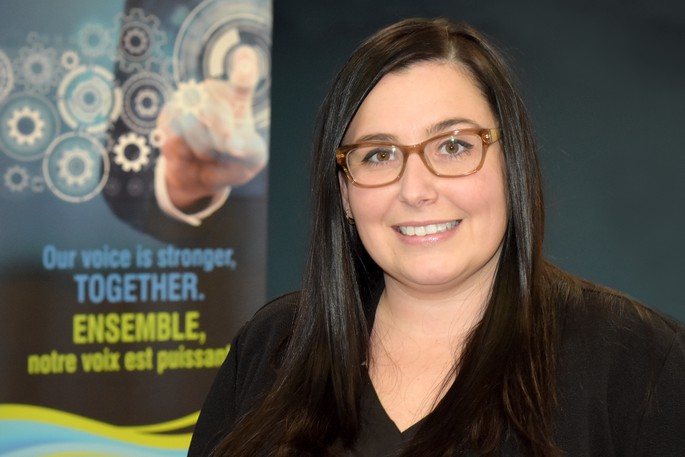 The Chaleur Chamber of Commerce is looking for nominees for its upcoming Business Excellence Awards. Pictured is Chaleur Chamber of Commerce Director Julie Pinette.