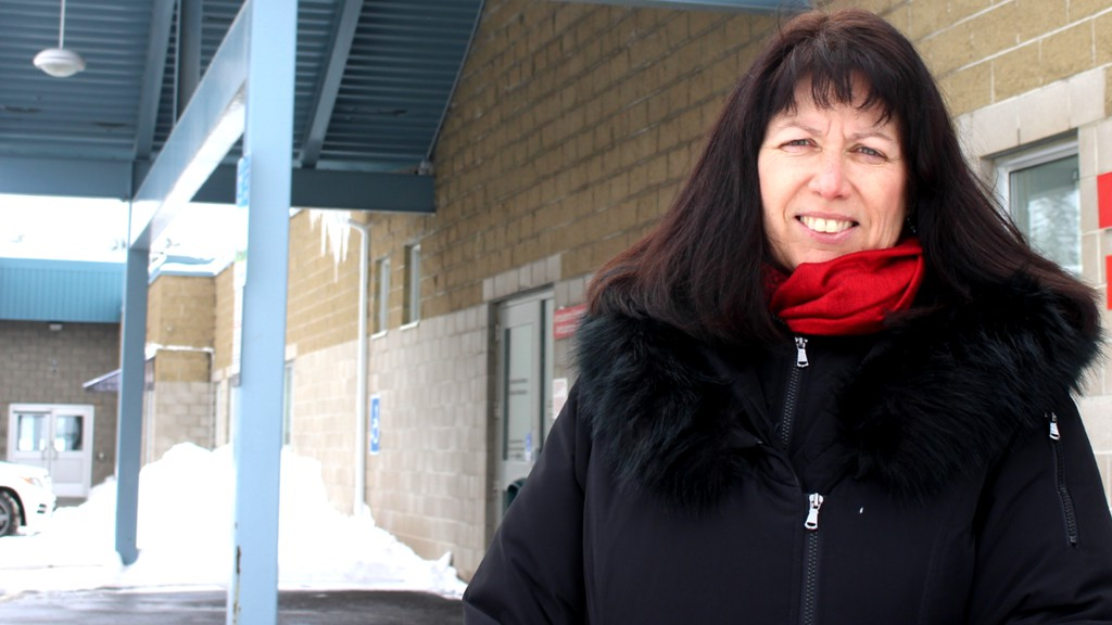 Perth-Andover Mayor Marianne Bell is shown in a file photo. Upper St. John River Valley mayors urged residents to be patient and follow the guidelines afterthe announcementTuesday afternoon that Zone 3 - Fredericton region, alongwith Moncton and Saint John regions, changeto the red phase of COVID-19 regulations on Wednesday.