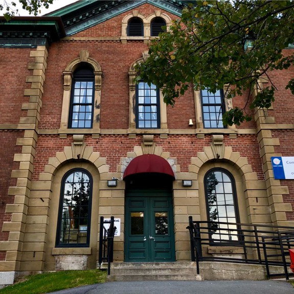Saint John's Carleton Community Centre has partnered with Hillcrest Church to offer a hot meal program during the pandemic.