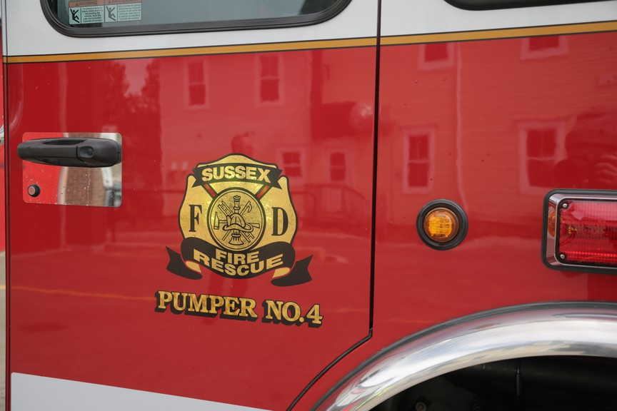 Sussex Fire Department is asking the public to donate to its Fill the Boot virtual fundraising campaign for Canadians with neuromuscular disorders.