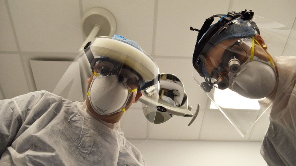 The New Brunswick Dental Society has added PPE fees to its fee guide, allowing dentists to charge patients for personal protective equipment during the COVID-19 pandemic. Paul Blanchard, the society's executive director, said finding and securing the PPE has been challenging and costly.