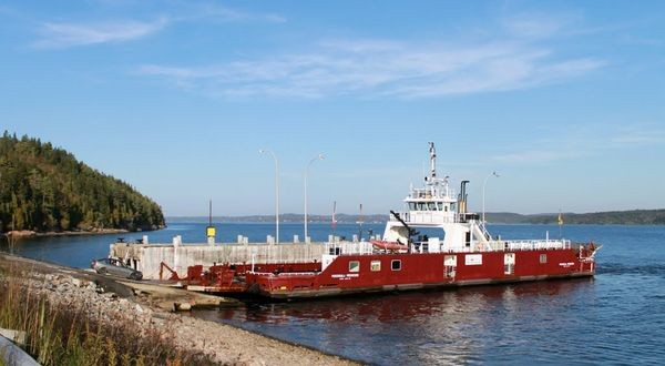 The Peninsula Princess ferry, which changed its service schedule last summer, has sparked a protest from a Kingston Peninsula resident.