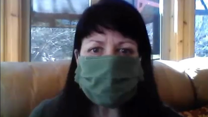As COVID-19 numbers increase in New Brunswick, Perth-Andover Mayor Marianne Bell used her weekly video message to urge residents to keep their numbers of close contacts low and to stay two metres apart, even when wearing a mask.