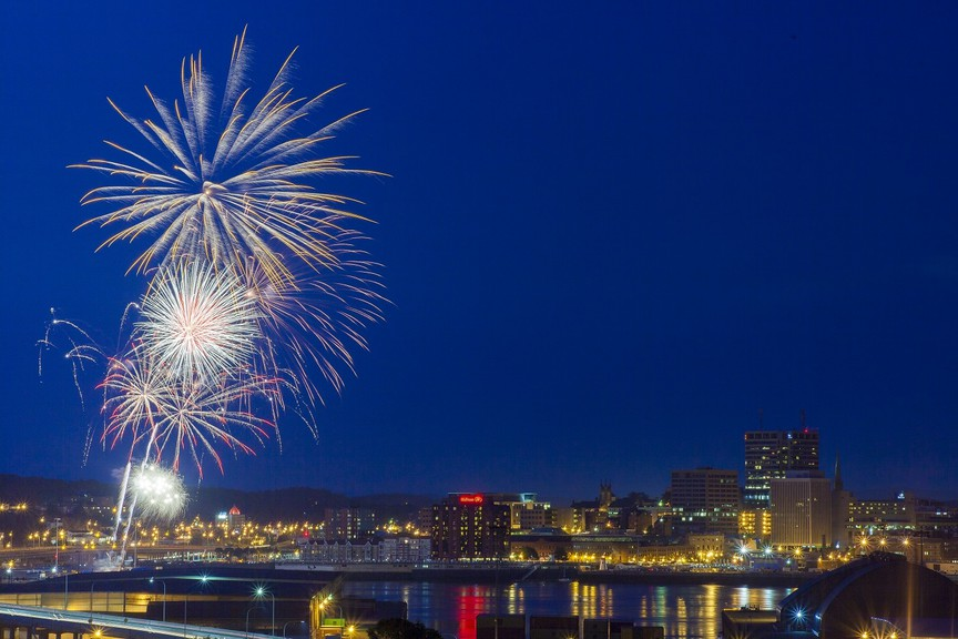 Saint John's Canada Day firework display has been cancelled in the wake of pressure from city leaders.