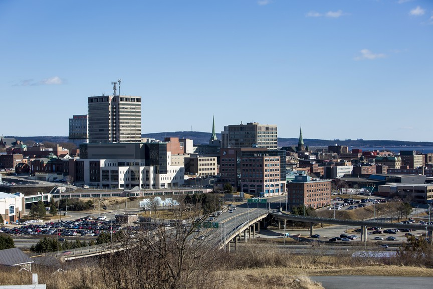 Saint John and the surrounding area are seeing a wave of development that will lead to economic growth, despite the challenges of COVID-19, argues Andrew Oland.