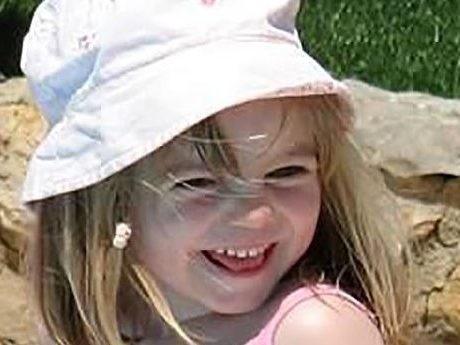 Madeleine McCann disappeared in 2007.