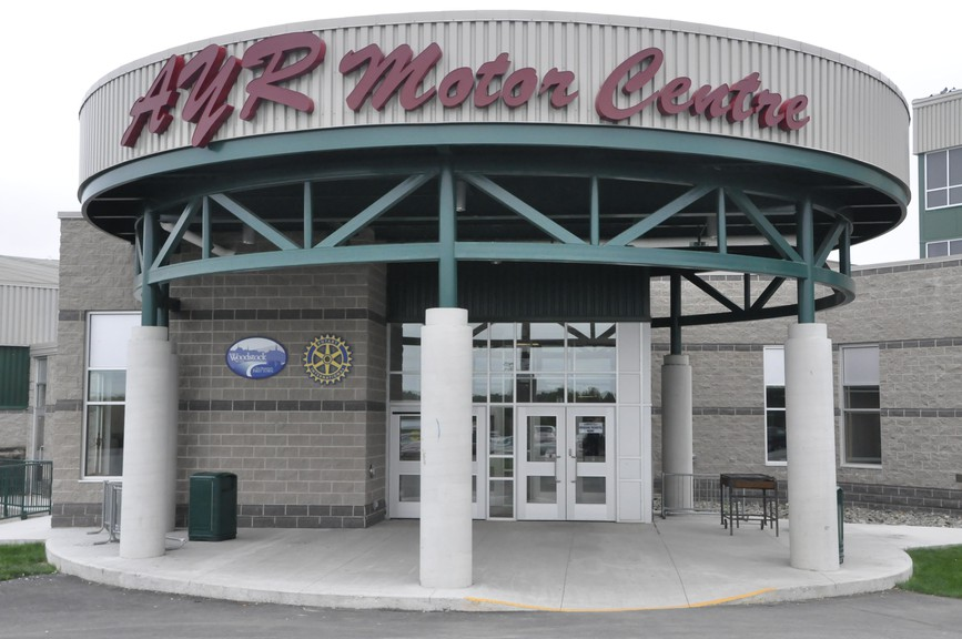 Woodstock council approved a grant and loan package from the Federation of Canadian Municipalities to pay for the Ayr Motor Centre'sextensive energy retrofit.