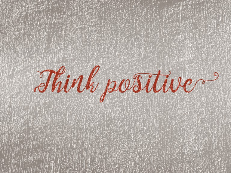In his latest column, Harold Taylor writes about the benefits of having a positive attitude, both for your physical and mental health.