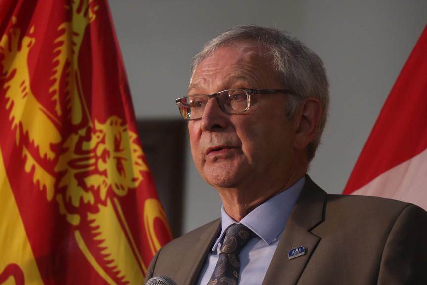 Premier Blaine Higgs.