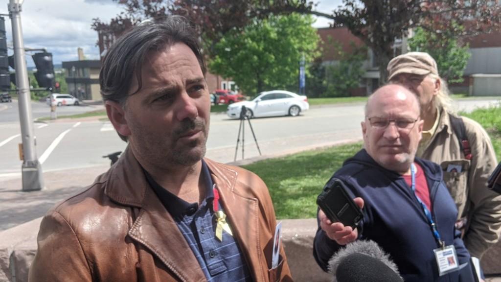 Aboriginal Affairs Minister Jake Stewart.